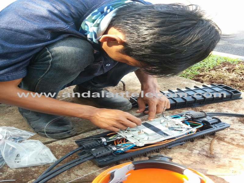 Jasa Maintenance Fiber Optic